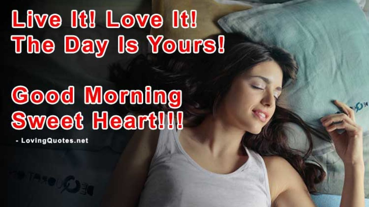 150 Good Morning Wishes For Lover Messages Images