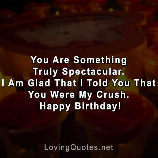 50+ Birthday Wishes For Crush [Make Her/His Birthday A ...